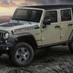 """Jeep Wrangler erneut ganz vorne bei der Leserwahl """"Auto des Jahres"""" von Auto Bild allrad"""