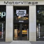 Jeep Adventure Ausstellung eröffnet im MotorVillage Champs-Elysées Paris