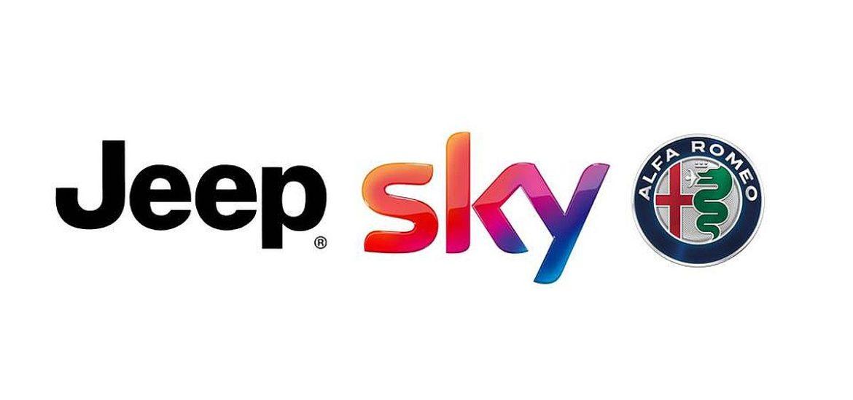 Alfa Romeo und Jeep® starten 360° Kooperation mit Sky