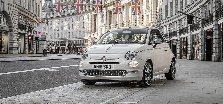 Tour durch Europas Mode-Metropolen beendet – neuer Fiat 500 Collezione begeistert zum Abschluss Madrid