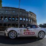 Absolute Saisonhöhepunkte für Motorsport-Fans: ADAC Formel 4 powered by Abarth im Rahmen der Formel 1 und drei Abarth 124 Spider bei der Rally di Roma Capitale