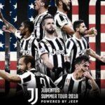 Juventus Sommer-Tour 2018, powered by Jeep®: zwei Gewinner-Teams auf Sommer-Abenteuer