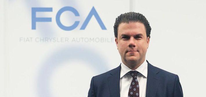 Daniel Schnell neuer Director Fleet & Business Sales von FCA Germany AG