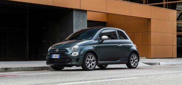 Fiat 500 startet im russischen Carsharing-Programm