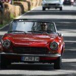 Automobile Gartenparty am Wasserschloss – FCA Heritage bei den Schloss Dyck Classic Days