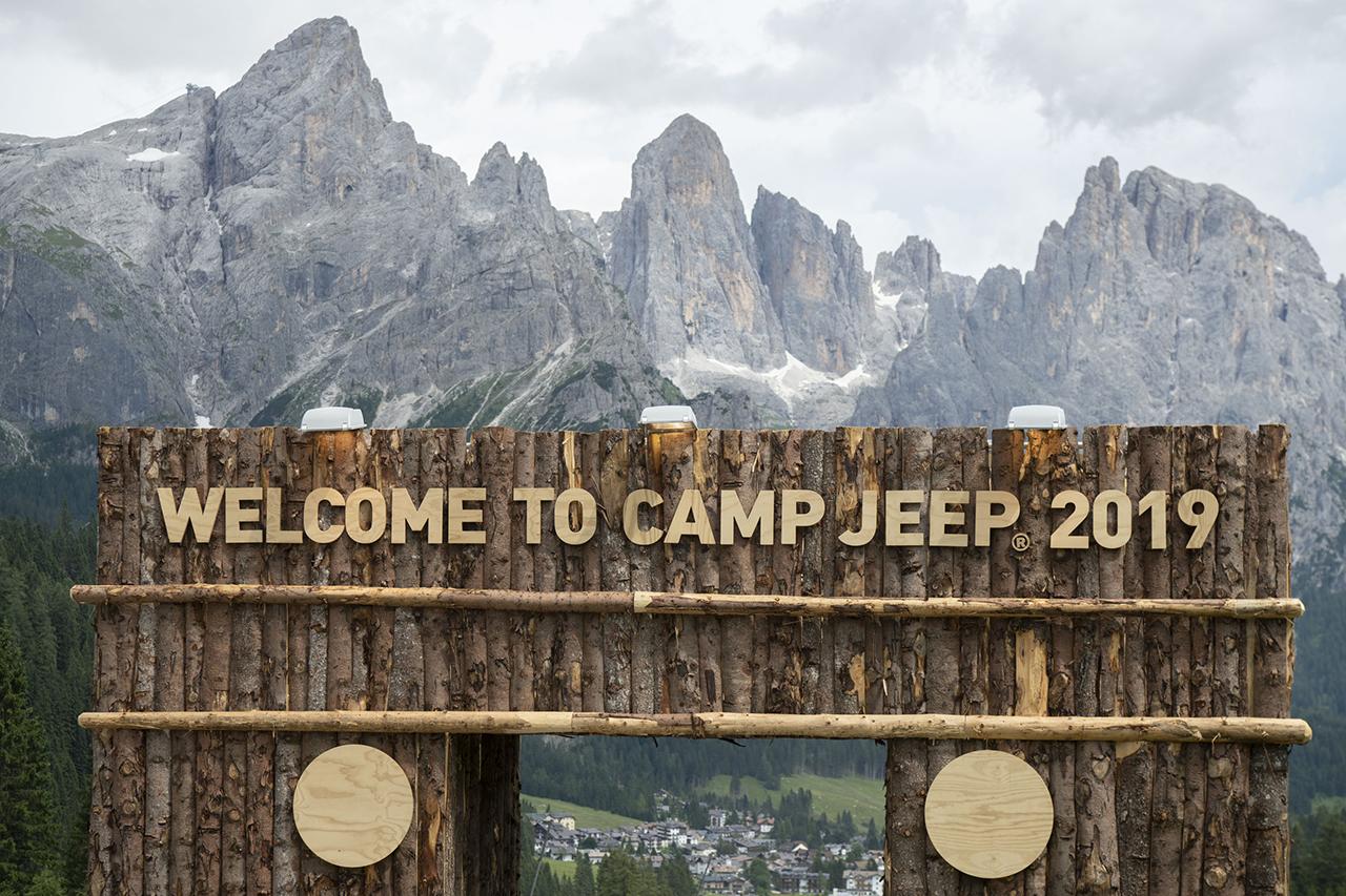 Camp Jeep® 2019: Jeep und Mopar® erzielen neuen Teilnehmer-Rekord