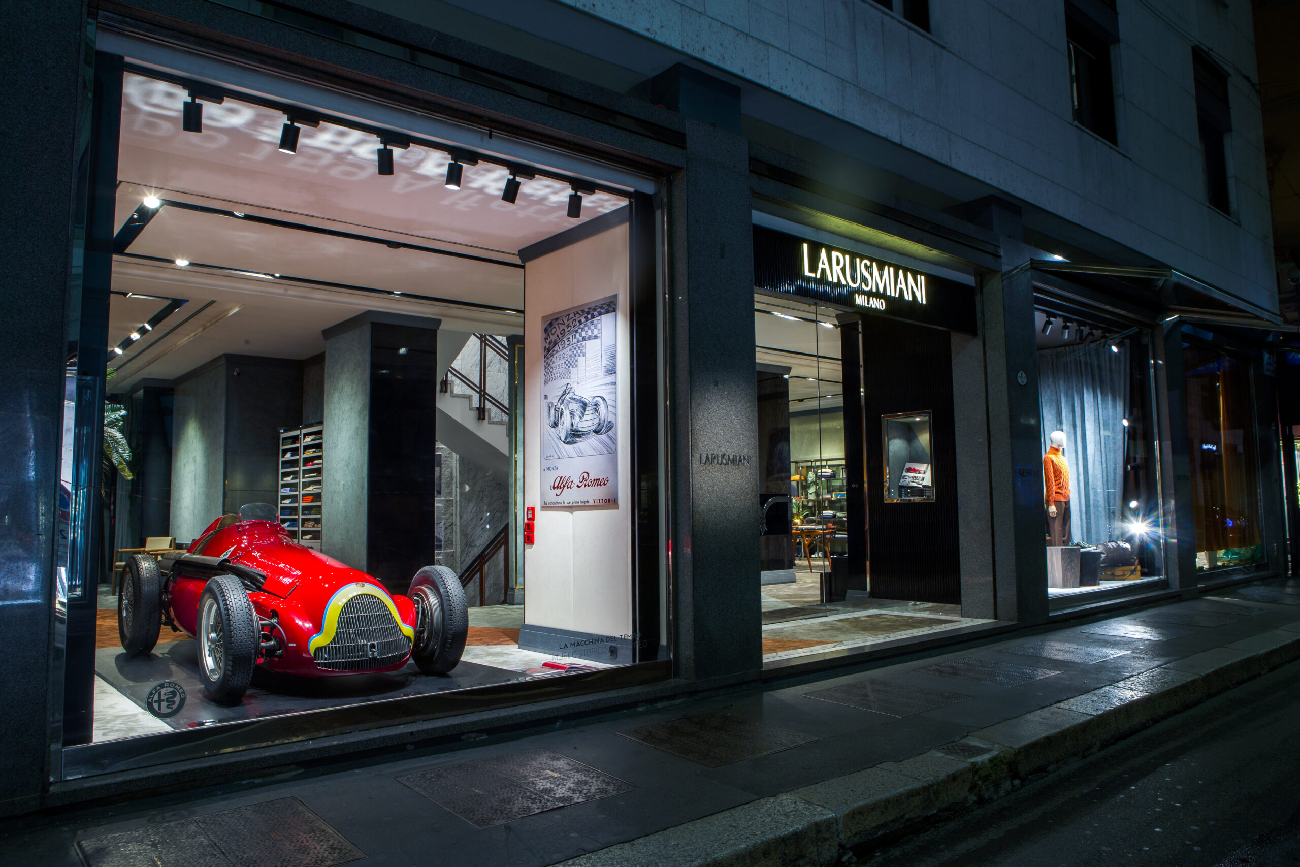Alfa Romeo begleitet Großen Preis von Italien mit spektakulären Aktionen für Fans