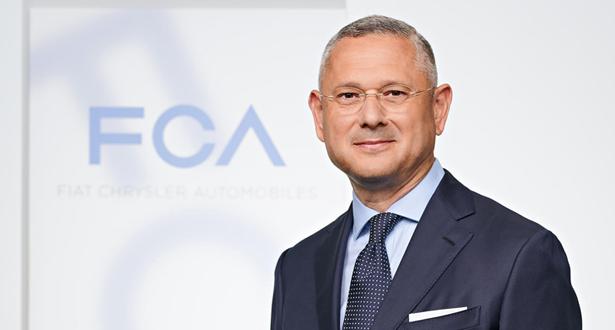 FCA Germany AG – Personalmeldung