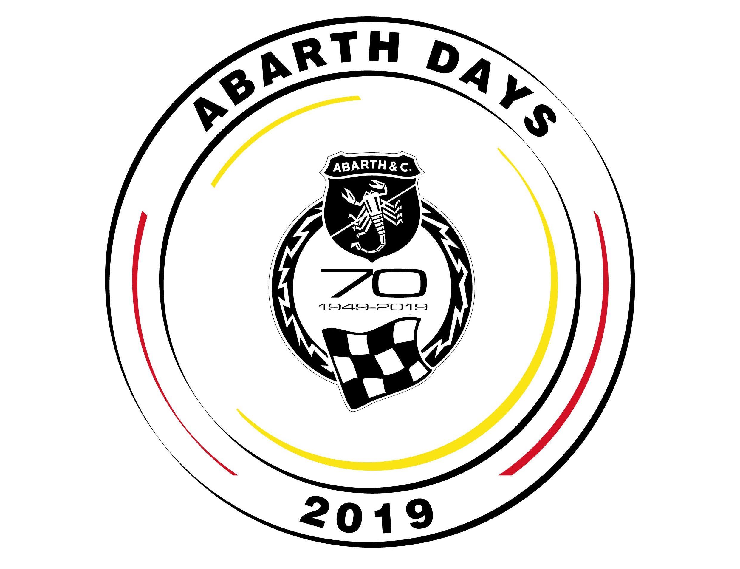 Abarth Days 2019 - anlässlich des 70. Geburtstags der Marke findet in Mailand das größte Treffen des Jahres statt