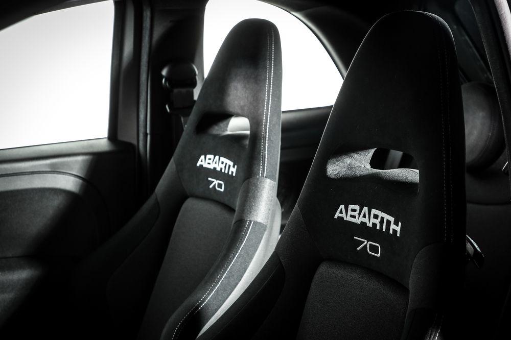 Der neue Abarth 595 Pista - gebaut für junge Fahrer