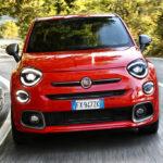 Der neue Fiat 500X Sport – das Topmodell in der neu strukturierten Modellpalette des italienischen Crossover