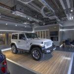 Jeep eröffnet Shop im Breuningerland Sindelfingen