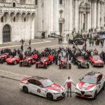 "Alfa Romeo ist ""Automotive Sponsor"" der Mille Miglia 2020"