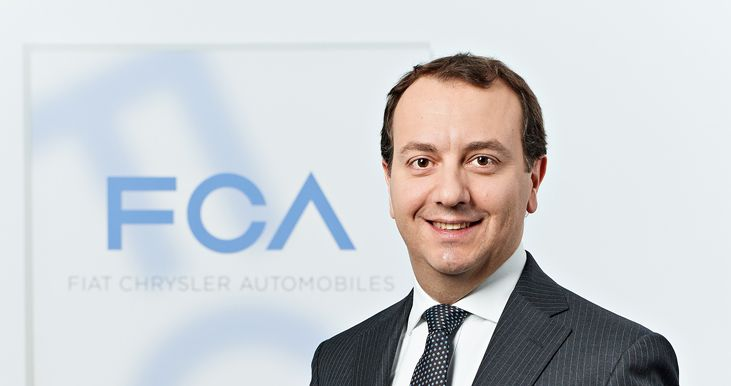Niccolò Biagioli ist ab sofort Brand Country Manager Alfa Romeo und Jeep