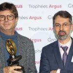 Fiat Centoventi vom französischen Magazin L'Argus ausgezeichnet