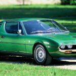 50 Jahre Alfa Romeo Montreal – einzigartiger Gran Turismo mit Rennsport-Genen