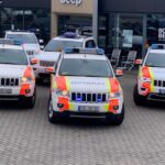 Jeep® Autohaus Jakob unterstützt Notärzte