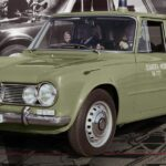 """Fünfte Folge von """"Storie Alfa Romeo"""": Gazelle und Panther – die sportlichen Limousinen von Alfa Romeo im Polizeieinsatz"""
