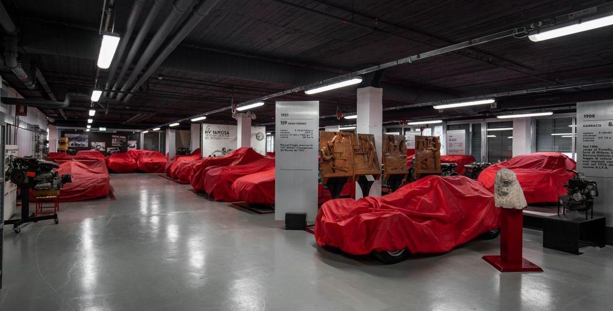 Werksmuseum pünktlich zum 110. Geburtstag von Alfa Romeo wieder offen