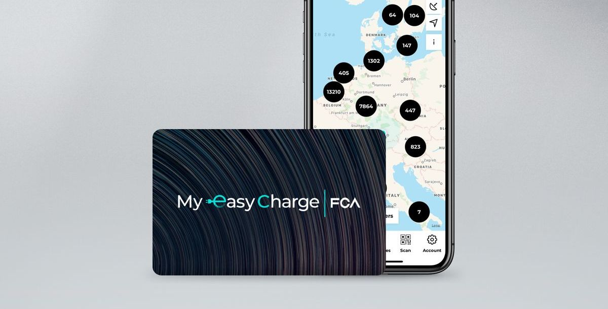 Fiat Chrysler Automobiles und Digital Charging Solutions starten gemeinsames Projekt zur Ladeinfrastruktur von Elektrofahrzeugen