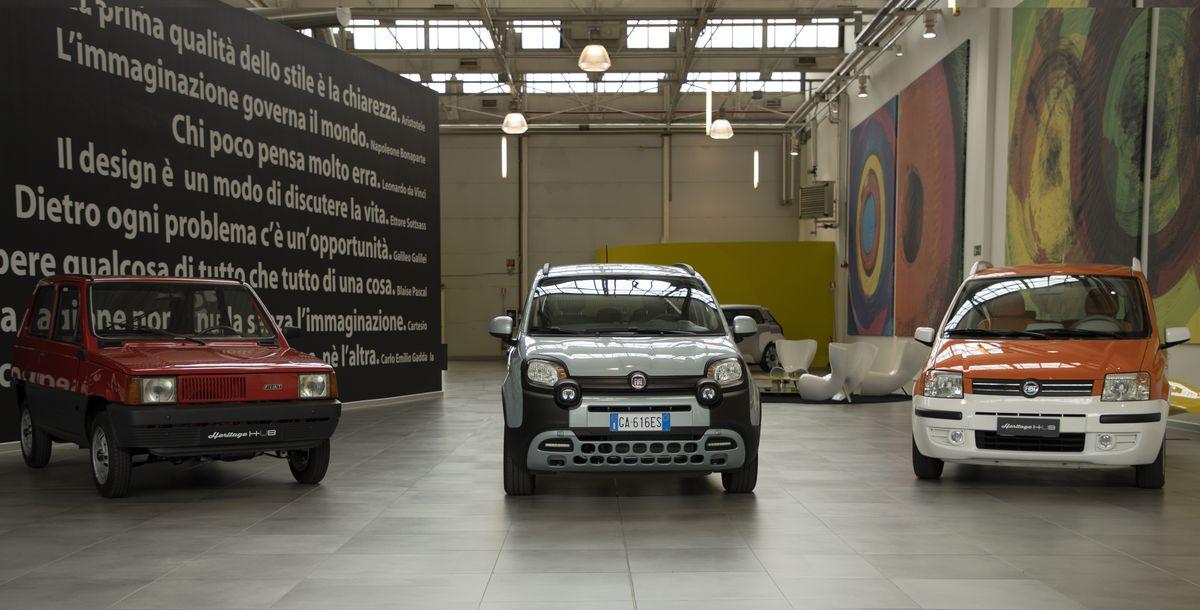 Happy Birthday Fiat Panda – die Erfolgsstory einer automobilen Ikone im Video