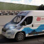 Fiat Chrysler Automobiles und Arcese erproben Fiat E-Ducato in Mailand