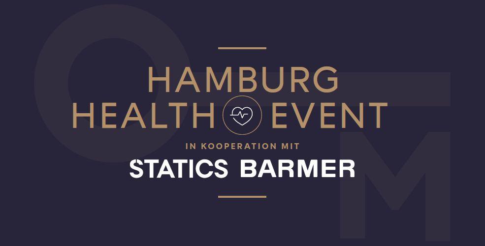 Hamburg Health Event der Memberslounge in Kooperation mit Statics & Barmer