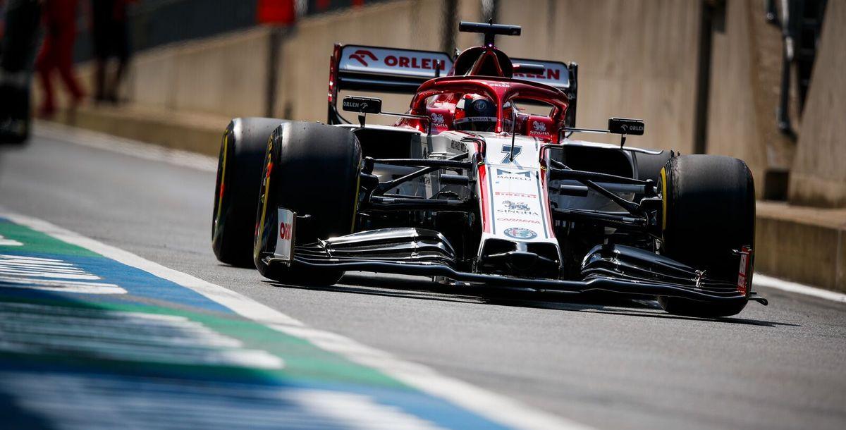 """FIA Formel 1 Weltmeisterschaft 2020 Emirates """"70th Anniversary Grand Prix"""" – Statements von Alfa Romeo Racing ORLEN"""