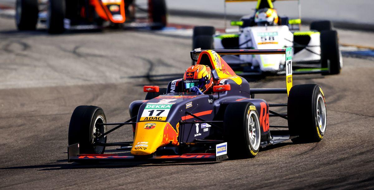 ADAC Formel 4 powered by Abarth: Am Hockenheimring siegten Joshua Dürksen (GER), Oliver Bearman (GBR) und Victor Bernier (FRA)