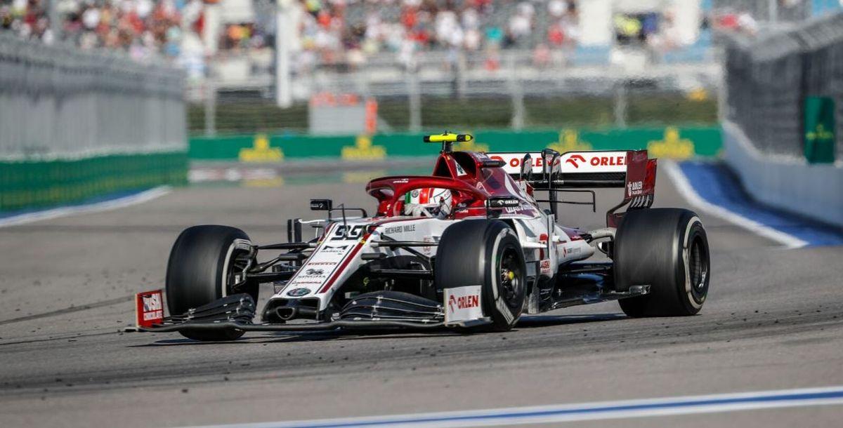 FIA Formel 1 Weltmeisterschaft 2020 – Großer Preis von Russland – Statements von Alfa Romeo Racing ORLEN