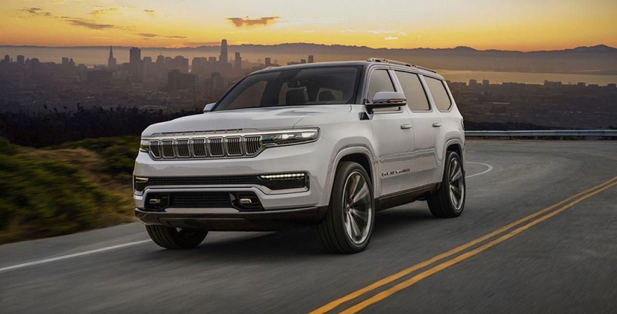 Wagoneer – Wiedergeburt einer amerikanischen Ikone als Erweiterung der Marke Jeep®