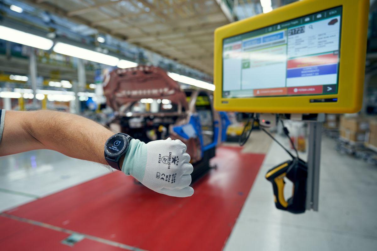 FCA Werk Mirafiori – die Heimat des neuen Fiat 500