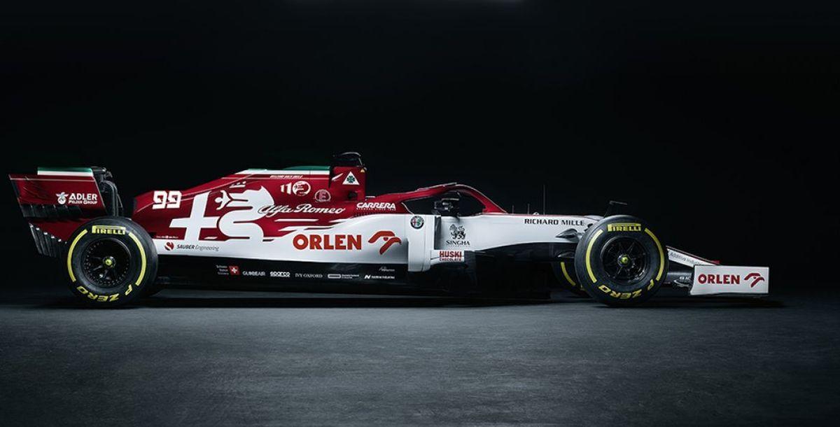 Alfa Romeo verlängert Partnerschaft mit Sauber Motorsport für die Saison 2021 der Formel-1-Weltmeisterschaft