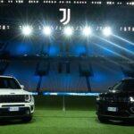 Juventus Turin geht mit Hybrid-Power von Jeep® aufs Spielfeld