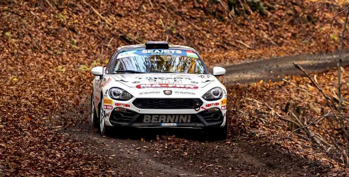 Rally Islas Canarias: Großes Finale der Saison 2020 in der FIA Rallye-Europameisterschaft und im Abarth Rally Cup