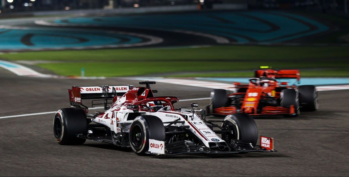 FIA Formel 1 Weltmeisterschaft 2020 – Großer Preis von Abu Dhabi – Statements von Alfa Romeo Racing ORLEN