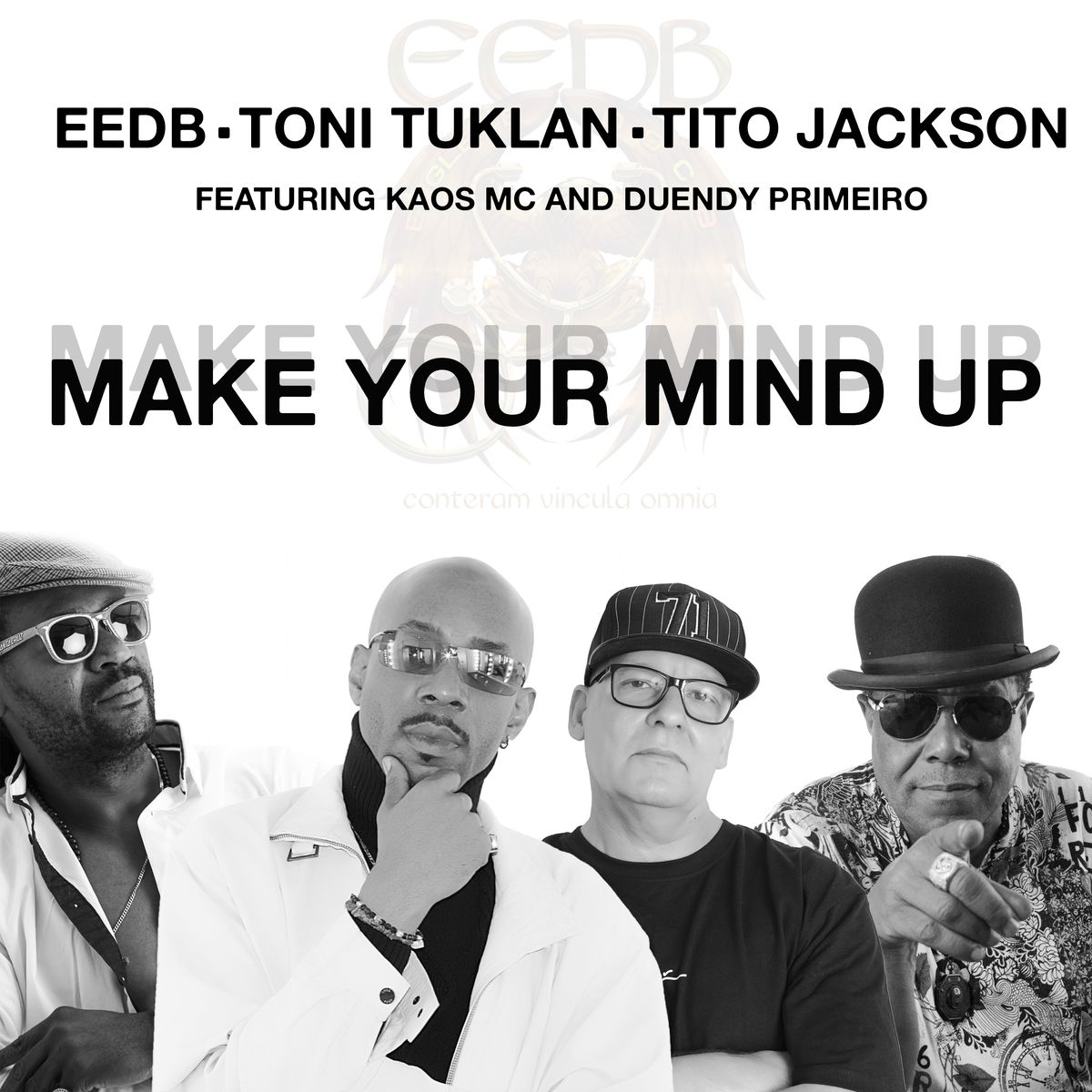 Toni Tuklan rappt mit Tito Jackson – Make Your Mind Up